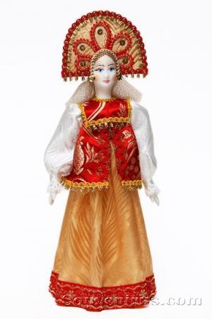русская кукла, кукла из России