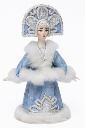 Русская кукла Снегурочка