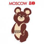 футболка москва 80